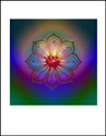 Lotus of the Awakening Moment, Lotus Art Lotus art,lotusMeditation art, meditation,Healing art, metaphysical art, sacred space art, healing, sacred space